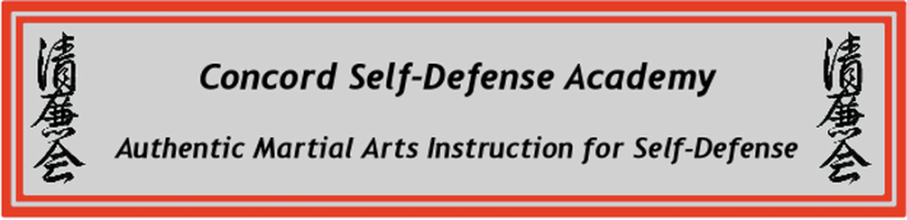 Concord Self-Defense Academy